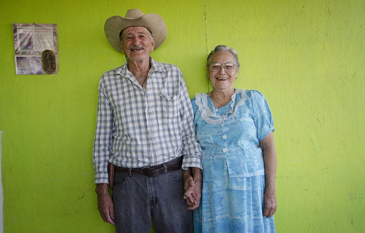 Familia Villavicencio-Sierra de Guadalupe
