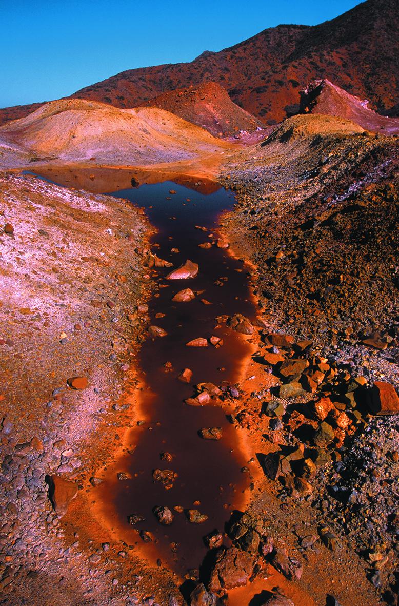 contaminacion por arsenico